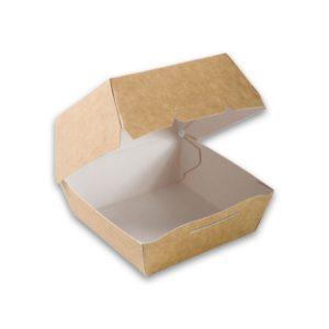Kraft-karton-hamburgerbakje-Large-120x120x100-mm-snackverpakking-groot