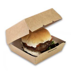 Hamburgerbakjes