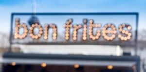 food truck frites