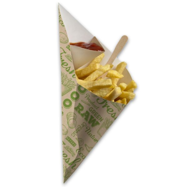 Chip 'n Dip Frietzak Eco