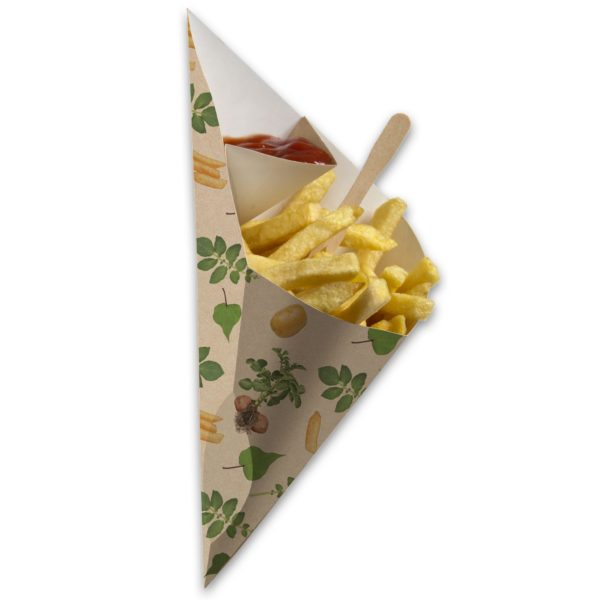 Chip 'n Dip Frietzak Botanic
