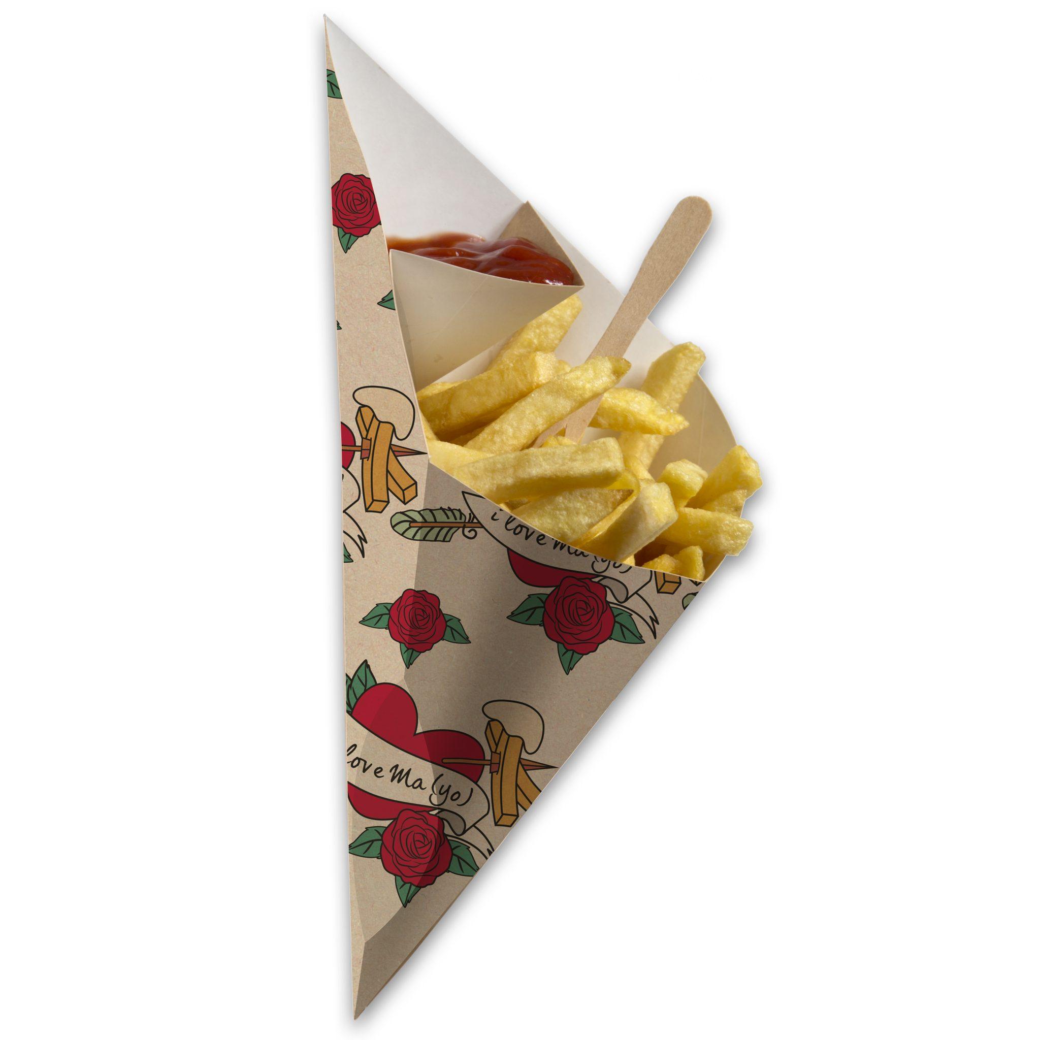 Chip 'n Dip Frietzak ILoveMa(yo)